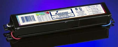 4 l t8 ballast wattage advance enhances family of centium instant start