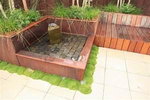 Revetement Mousse Exterieur : am nagement petit jardin en 55 photos fascinantes ~ Premium-room.com Idées de Décoration