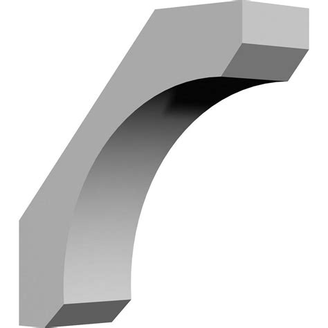 What Are Corbels Used For by Ekena Millwork 5 1 2 In X 16 In X 16 In Polyurethane