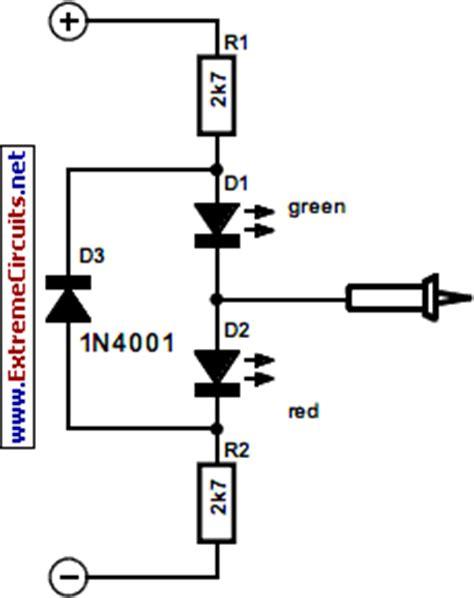 Test Light Electrical Circuit Diagram by 12 24 48 V D C Tester Circuit Diagram