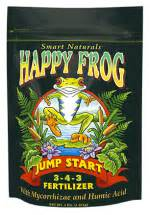 fox farm light warrior happy frog garden soils argyle feed
