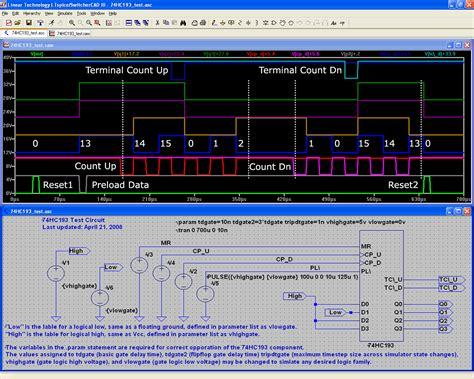 ltspiceswitchercad iii hc simulation test circuit