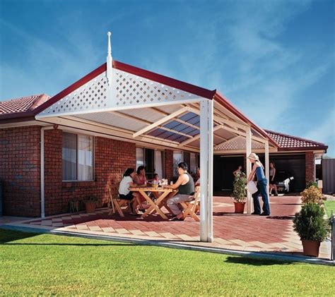 hip roof carports concept alfresco roofs patio roofing melbourne yarra shade