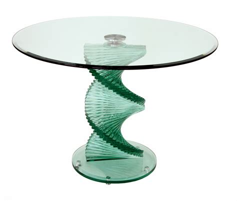 glas tables we believe all things the exponent