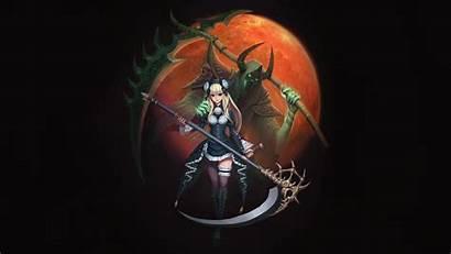 Reaper Anime Grim Wallpapers 5k 4k Resolution