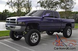 1999 Dodge Ram 2500 4x4 Lifted Diesel