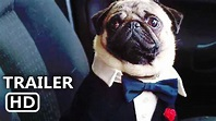 PATRICK Official Trailer (2018) Ed Skrein, Comedy, Dog ...