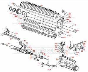 Ar Upper Assembly Parts