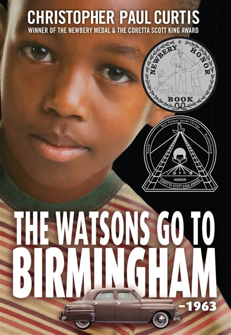 The Watsons Go To Birmingham  1963 By Christopher Paul
