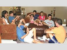 Three families make time to focus on faith Arkansas