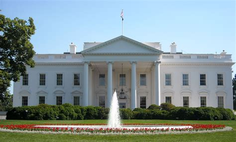 White House, The United States Presidential House