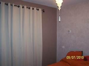 Rideau De Placard : placard avec rideau amenagement dressing dressing ouvert ~ Teatrodelosmanantiales.com Idées de Décoration