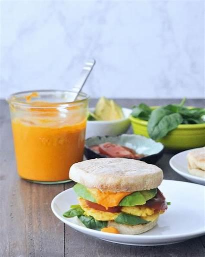 Sandwich Breakfast Veggie Stack Sunrise Spabettie Every