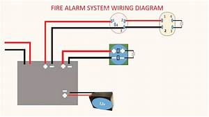 Smoke Detector Conventional Wiring Diagram