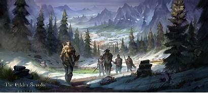 Elder Scrolls Wallpapers Released Gorgeous Looking
