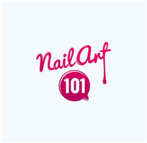 Logo Nails Designs