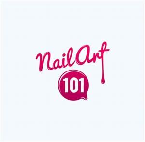 49 Feminine Bold Logo Designs for Nail Art 101 a business ...