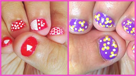 nail art designs gallery  short nails attractive nail