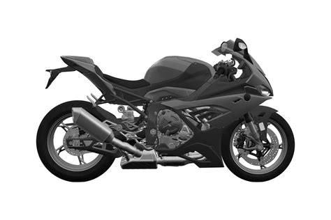 Bmw's New Lethal S-1000rr Superbike Designs Leaked
