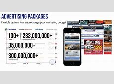 Advertising Packages CarsDirect Connect