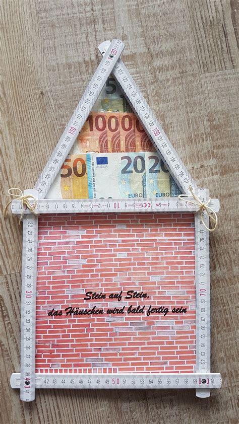 Geldgeschenke Zum Hausbau by Hochzeitsgeschenke Hausbau