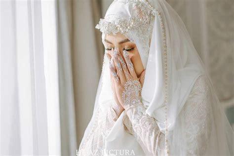 hijab syari pesta pernikahan tutorial hijab terbaru