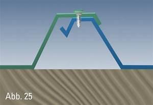 Doppelstegplatten Verlegen Unterkonstruktion : verlegeanforderungen der unterschiedlichen profile der dachplattenprofi ~ Frokenaadalensverden.com Haus und Dekorationen