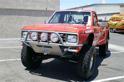 prerunner ranger bangshift com money no object this 1983 ford ranger