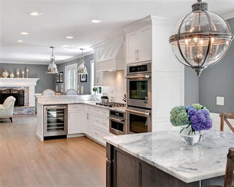 beautiful kitchen ideas pictures timeless grey and white kitchen middletown jersey by