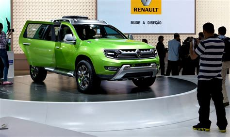 Gambar Mobil Renault Duster by Renault Duster Facelift 2014 Autonetmagz Review Mobil