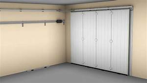 porte de garage coulissante motorisee meilleures images With porte de garage coulissante latérale motorisée
