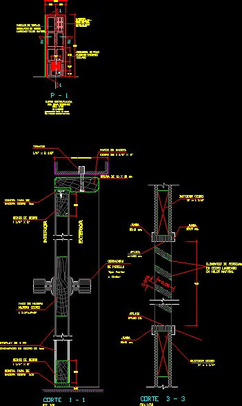 bathroom wood door  autocad cad   kb