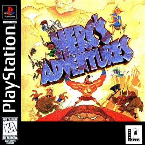 computer  technology  game hercules adventure ps iso
