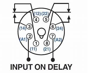 8 Pin Timer Relay Diagram