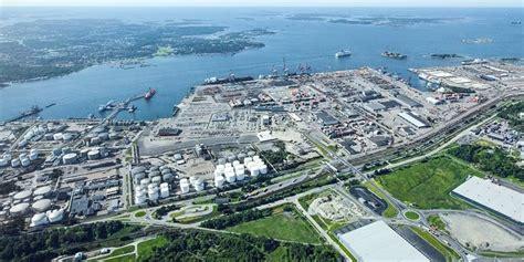 goteborg gothenburg sweden cruise port schedule