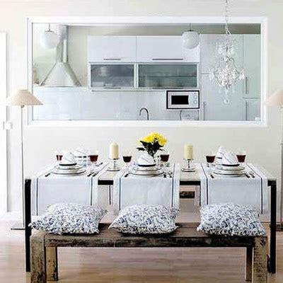 crear ventana entre cocina  salon tipo barra americana