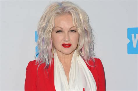 cyndi lauper unveils report  lgbtq youth homelessness
