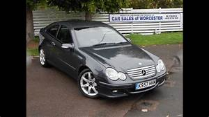 Mercedes C220 Coupé Sport : mercedes benz c class sports coupe c220 2 2 cdi auto se full mercedes service history ~ Gottalentnigeria.com Avis de Voitures