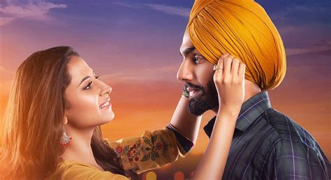 An Indian-punjabi Romantic Drama Film