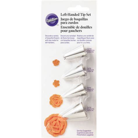 Wilton Piping Tips Flower
