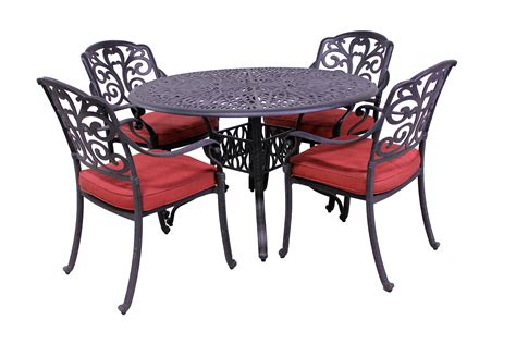 best of backyard collection 4 dining chairs and