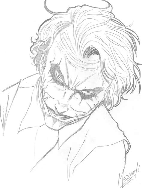 Best Easy Joker Drawings Ideas And Images On Bing Find What You