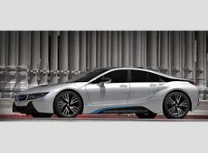 FourDoor BMW i8 Rendered Could This Be the i9