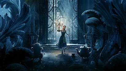 Beauty Beast Background Wallpapers Wall