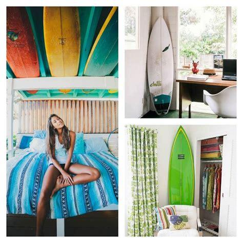 Idee De Deco Pour Chambre Ado Id 233 E D 233 Co Chambre Ado Autour Du Surf Et De La Mer