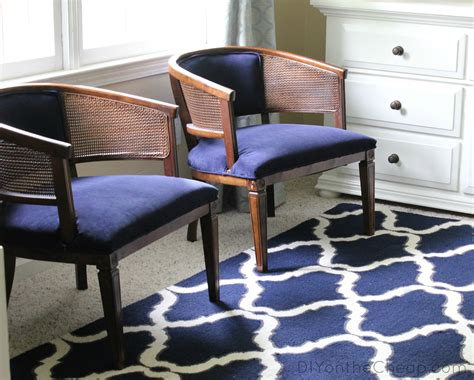 my lazy s guide to reupholstering chairs a tutorial