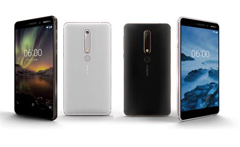 official this is nokia 6 2018 nokiamob