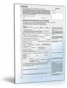 Antrag Wohnungsbauprämie Ausfüllen : antrag auf vorausleistungen nach 36 baf g formular zum ~ Lizthompson.info Haus und Dekorationen