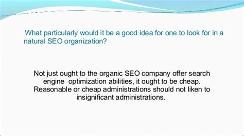 organic seo services organic seo services