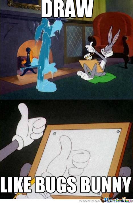 Bugs Bunny Meme - bugs bunny by adnanteam meme center
